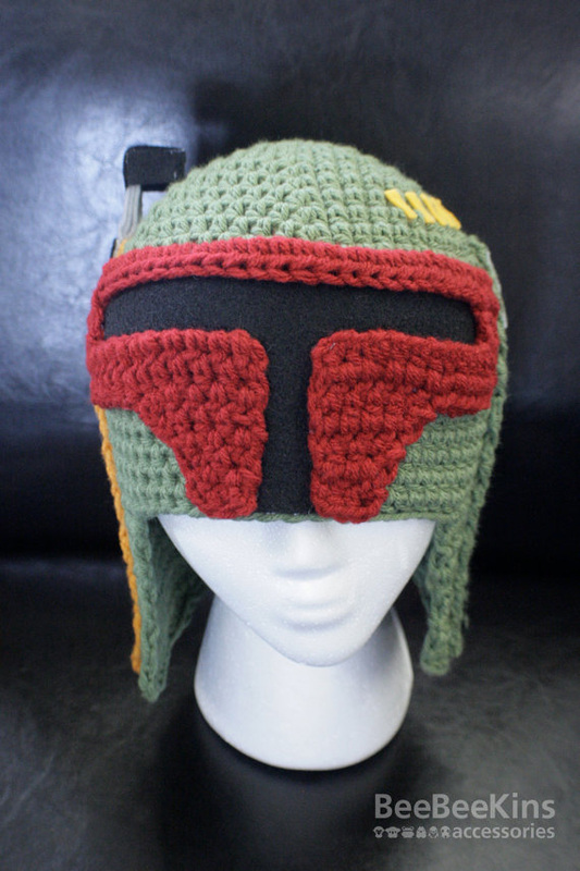 Star Wars Knitted Hat Collection Film Jam