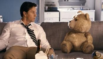 Ted An Hilarious Bromance Between A Man And His Teddy Bear Film Jam - Guys best friend bear cutest bromance ever