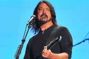 Dave Grohl, director of Sound City