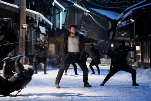 the wolverine set stills