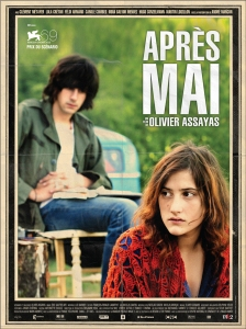 Something in the Air french poster
