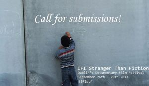 ifi stranger than fiction call for submissions