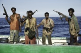Captain Phillips: Hoping those pirates take home some gold