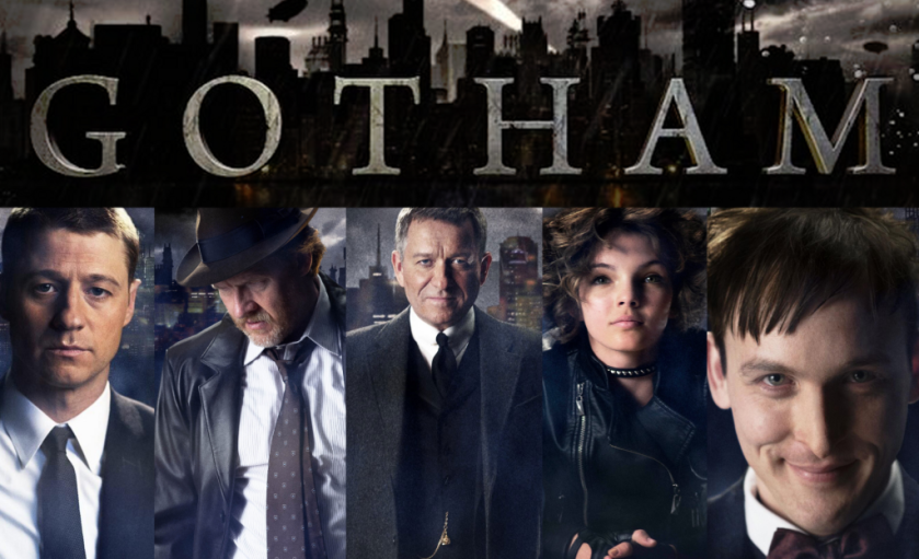 gotham tv series