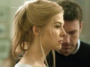 Gone girl Rosamund pike Nick Dunne Amy Dunne ben Affleck