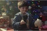 John Lewis 2014 Ad:Penguins,John Lennon and TomOdell