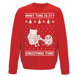 eason adventure time christmas jumper